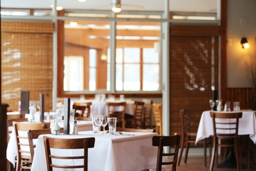 Restaurant Dining Room Design Considerations - Plattershare - Recipes, Food Stories And Food Enthusiasts
