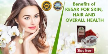 Wonderful Health Benefits Of Pure Kesar For Skin And Hair - Plattershare - Recipes, Food Stories And Food Enthusiasts