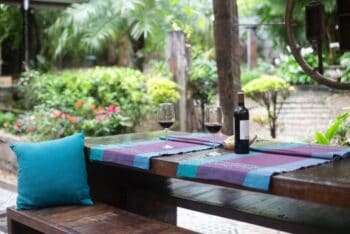 Creating The Perfect Al Fresco Dining Environment In Your Backyard - Plattershare - Recipes, Food Stories And Food Enthusiasts