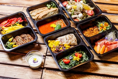 The Healthy Facts Of The Best Food From Meal Delivery Services - Plattershare - Recipes, Food Stories And Food Enthusiasts