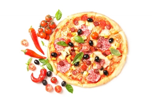 The Most Common Types Of Pizzas Delivered By A Pizza Delivery Service - Plattershare - Recipes, Food Stories And Food Enthusiasts