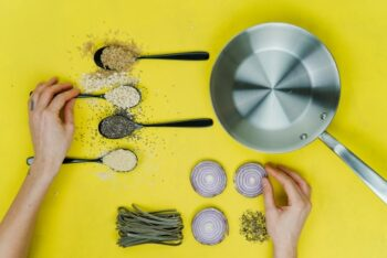 Glendalyn Fodra Shares 5 Ways To Be More Creative In The Kitchen - Plattershare - Recipes, Food Stories And Food Enthusiasts