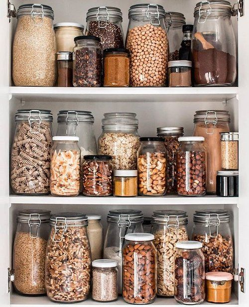 Kitchen Management: Best Type Of Container For Food Storage - Plattershare - Recipes, Food Stories And Food Enthusiasts