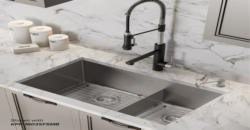 Buy A Double Kitchen Sink For A Higher Performance - Plattershare - Recipes, Food Stories And Food Enthusiasts
