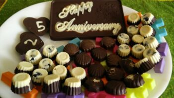 Homemade Assorted Chocolates - Plattershare - Recipes, Food Stories And Food Enthusiasts