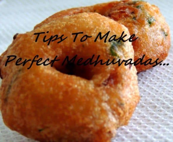 Perfect Medhu Vada Tips - Plattershare - Recipes, Food Stories And Food Enthusiasts