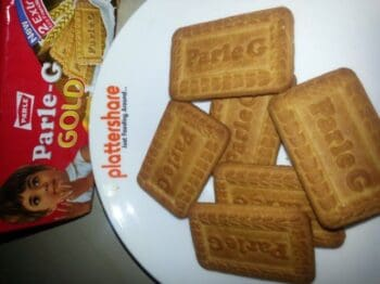 Swaad Bhaare, Shakti Bhaare Parle-G G Means Genius - Plattershare - Recipes, Food Stories And Food Enthusiasts