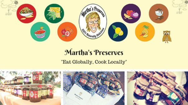 Martha'S Preserve - Eat Globally, Cook Locally - Plattershare - Recipes, Food Stories And Food Enthusiasts
