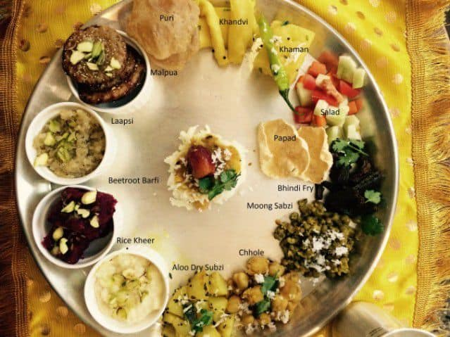 Navratri Festival - A Circle Of Ecstasy - Plattershare - Recipes, Food Stories And Food Enthusiasts