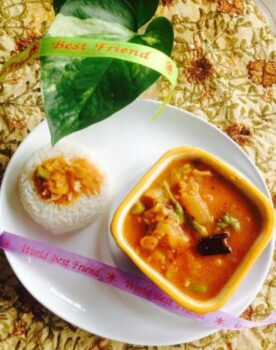 The Most Popular And Traditional Lentil Stew: Sambhar - Plattershare - Recipes, Food Stories And Food Enthusiasts