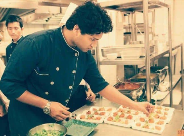 Rendezvous With Chef Manu Nair - Plattershare - Recipes, Food Stories And Food Enthusiasts