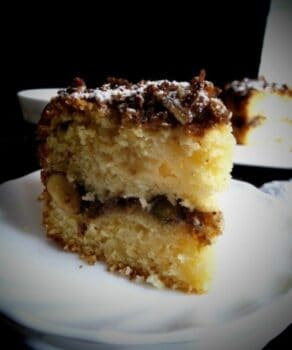 Coffee Cake Recipe - Plattershare - Recipes, Food Stories And Food Enthusiasts