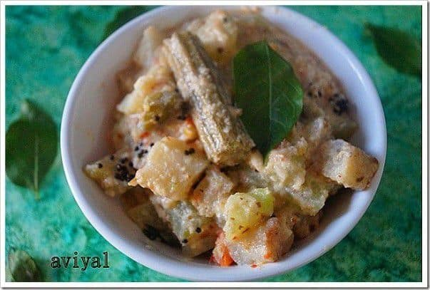 History Of Aviyal - Plattershare - Recipes, Food Stories And Food Enthusiasts