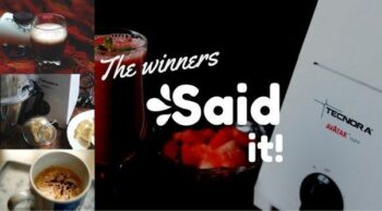 Winners Said It - Plattershare Healthy Breakfast Recipe Contest - Plattershare - Recipes, Food Stories And Food Enthusiasts