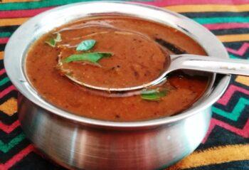 Vatha Kulambu / Srirangam Vatha Kuzhambu - Plattershare - Recipes, Food Stories And Food Enthusiasts