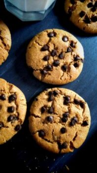 Chocolate Chip Cookies - Plattershare - Recipes, Food Stories And Food Enthusiasts
