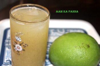 Aam Ka Panna Or Raw Mango Panna - Plattershare - Recipes, Food Stories And Food Enthusiasts