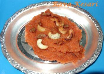 Kesari / Kesari Bath - Plattershare - Recipes, Food Stories And Food Enthusiasts