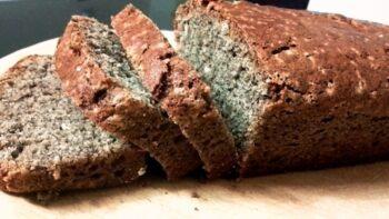 Whole Wheat, Ragi &Amp; Oats Tea Cake - Plattershare - Recipes, Food Stories And Food Enthusiasts
