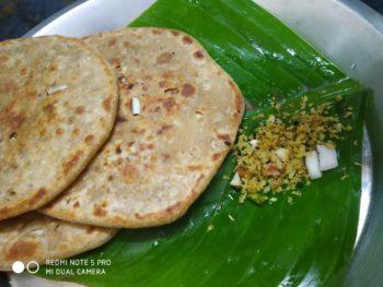 Papaya Parantha - Plattershare - Recipes, Food Stories And Food Enthusiasts